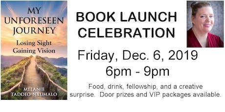 Book Launch:  My Unforeseen Journey tickets