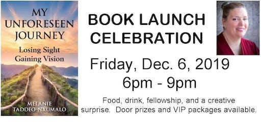 Book Launch:  My Unforeseen Journey