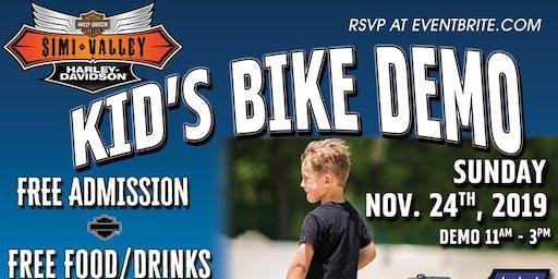 SVHD Presents Kid's Bike Demo!
