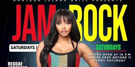 Jam Rock Saturdays tickets