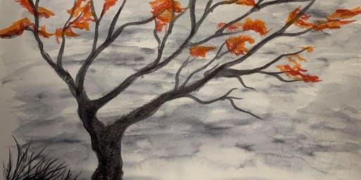 Seasons Change Painting