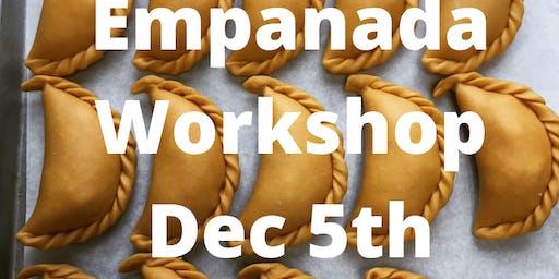 Empanada Workshop