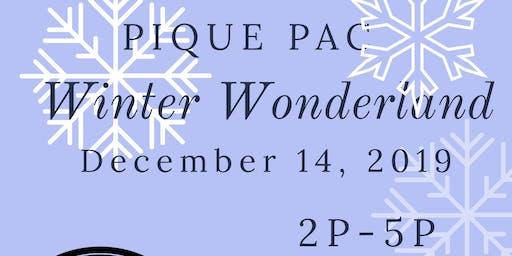 Winter Wonderland ❄️ ☃️