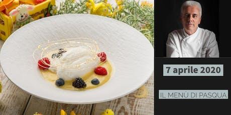 Il menù di Pasqua con lo chef Danilo Angè biglietti
