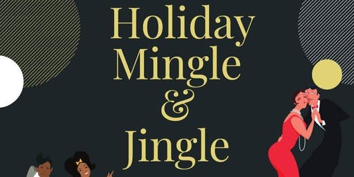 Impact Small Groups Presents  - Holiday Mingle & Jingle