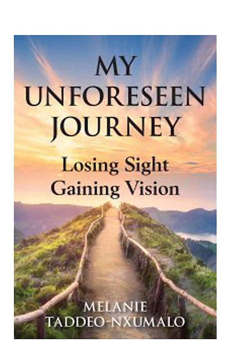 Book Launch:  My Unforeseen Journey image
