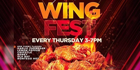 Thursday Wing Fest tickets