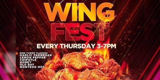 Thursday Wing Fest