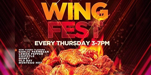 Thursday Wing Fest