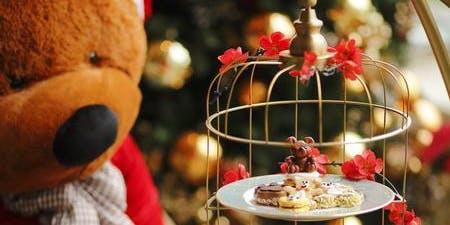 Teddy Bear Christmas Tea at Swamplight Theatre