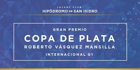 Gran Premio Copa de Plata entradas
