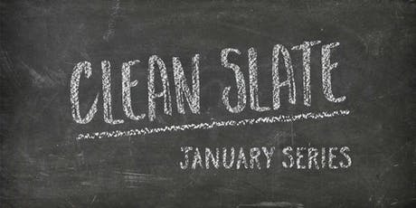 Clean Slate Workshop and Seminar tickets