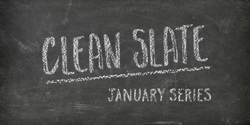 Clean Slate Workshop and Seminar