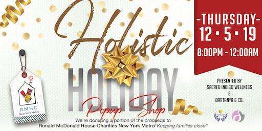 Holistic Pop-up Shop/Party: Ronald McDonald House