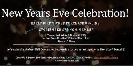 New Years Eve Celebration in Mundelein tickets