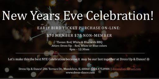 New Years Eve Celebration in Mundelein