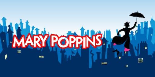 Mary Poppins - Saturday 7pm