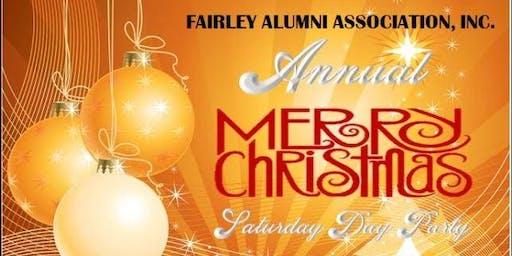 Fairley High School Alumni Christmas Day Party