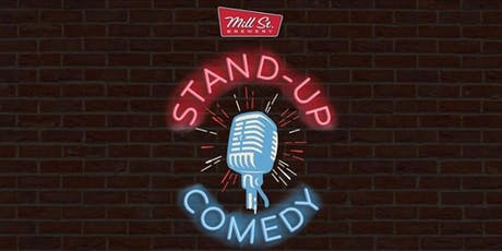 Comedy on Mill St. featuring Brian Stollery tickets