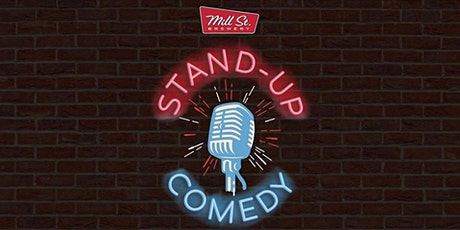 Comedy on Mill St. featuring Jake Poirier tickets