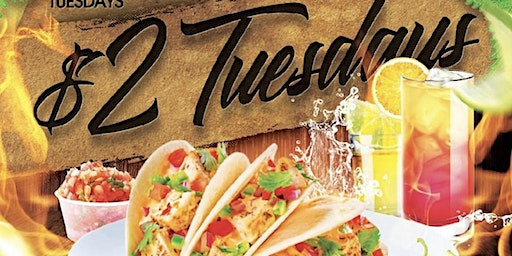 $2 TUESDAYS AT SAHARA LOUNGE