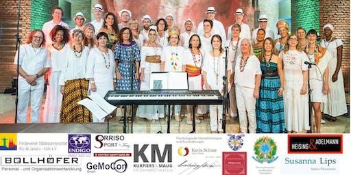 Vozes do Brasil: Jahreskonzert 2019 Acorde Brasil