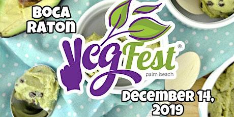 Palm Beach VegFest tickets