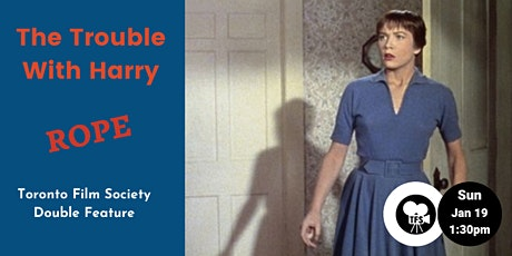TFS Double Bill - Rope (1948) & The Trouble With Harry (1955) tickets