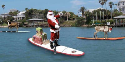 Christmas Light Paddle Party (SUP and Kayak)