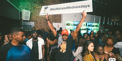 NO WAHALA WEDNESDAYS  (The Hottest Afrobeats Weekly In The Bay Area)