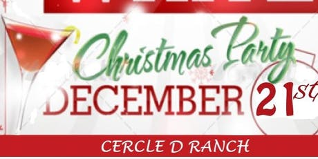 Christmas Bash on the Ranch tickets
