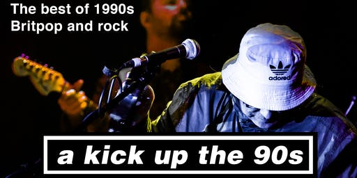 A Kick Up The 90s at The Voodoo Rooms