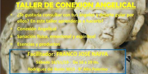 Taller de Sanación Angélica - Conducido por Franco Naffa