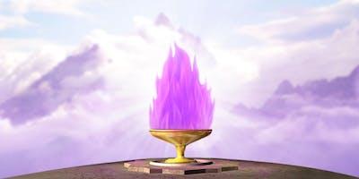 Violet Flame: The Cosmic Eraser