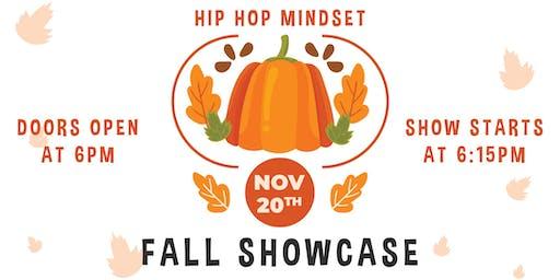 Hip Hop Mindset Fall Showcase 2019