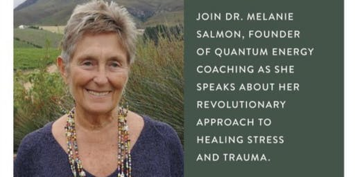 QEC - An Evening with  Dr Melanie Salmon