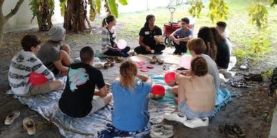 Atlantic High Mindfulness Club fall social