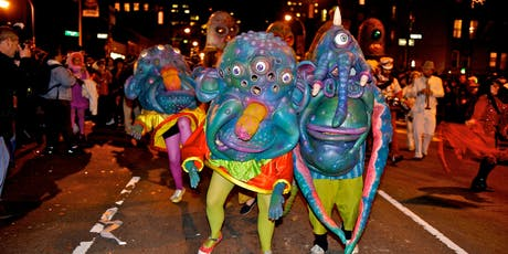 New York's 47th Annual Village Halloween Parade tickets