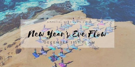 NYE Yoga Flow on the Cliffs tickets