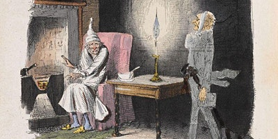 Christmas Ghosts: Fiction and the Facts