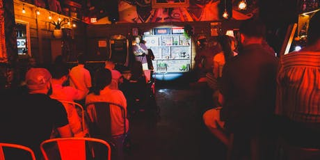 Redbar Comedy Night tickets
