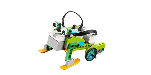 First LEGO League Jr. WeDo Together (Richvale Library) Session 2