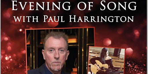 Lusmagh Camogie Club presents An Evening of Song with Paul Harrington
