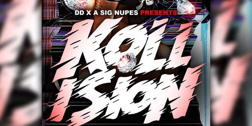 """Kollision"" Official Boombox Klassic After Party"