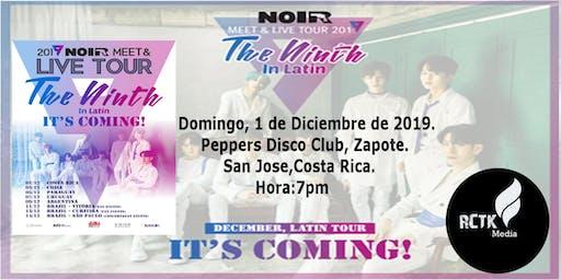 2019 NOIR Meet & Live Tour in Costa Rica