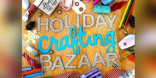 2019 Holiday Crafting Bazaar at Changing Hands Bookstore
