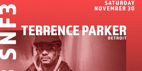 Saturday Night Fever Presents: Terrence Parker tickets