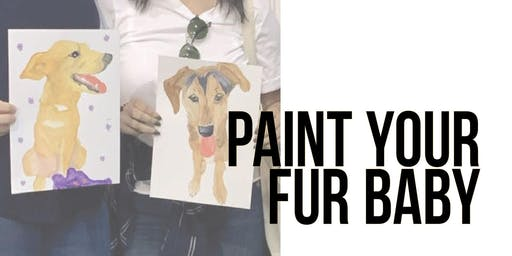 Paint Your Fur Baby