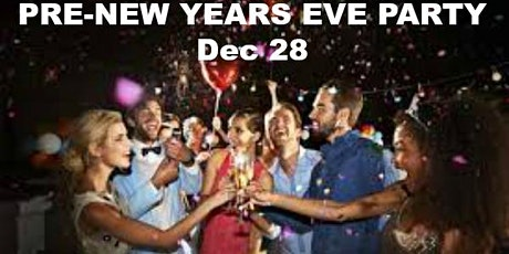 Pre-New Years Eve Party - Marin tickets
