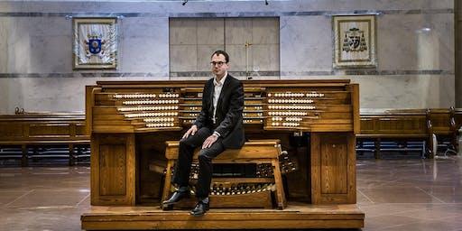 OLIVER BRETT (ORGAN) and DAN HIVLEY (HORN) - The Beethoven 2020 Project